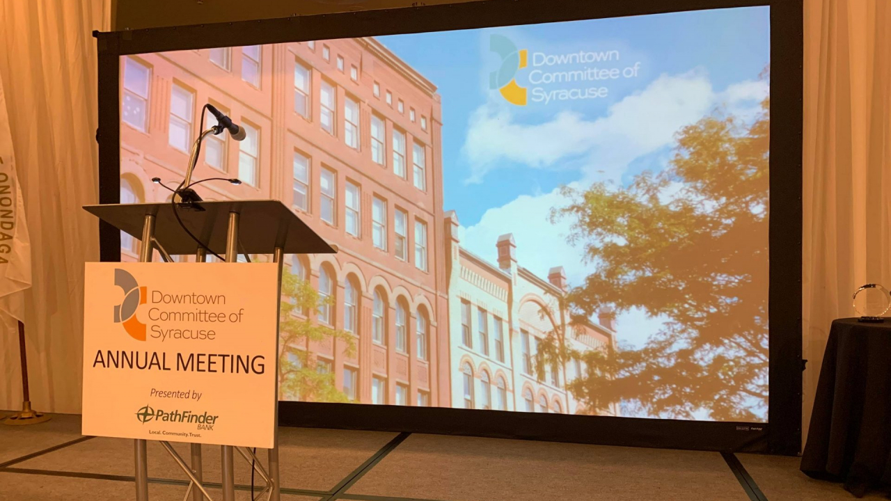 Downtown Committee Anual Meeting
