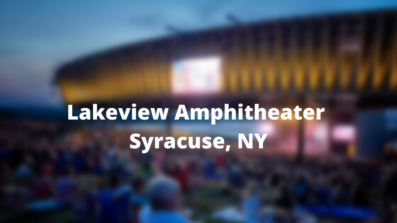 Picture of Lakeview Amphitheater in Syracuse