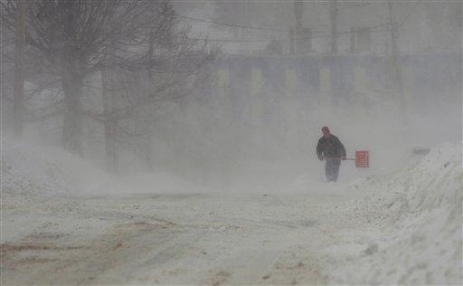 Harsh winter weather