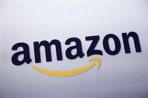 Amazon Logo at conference in NY (2011)