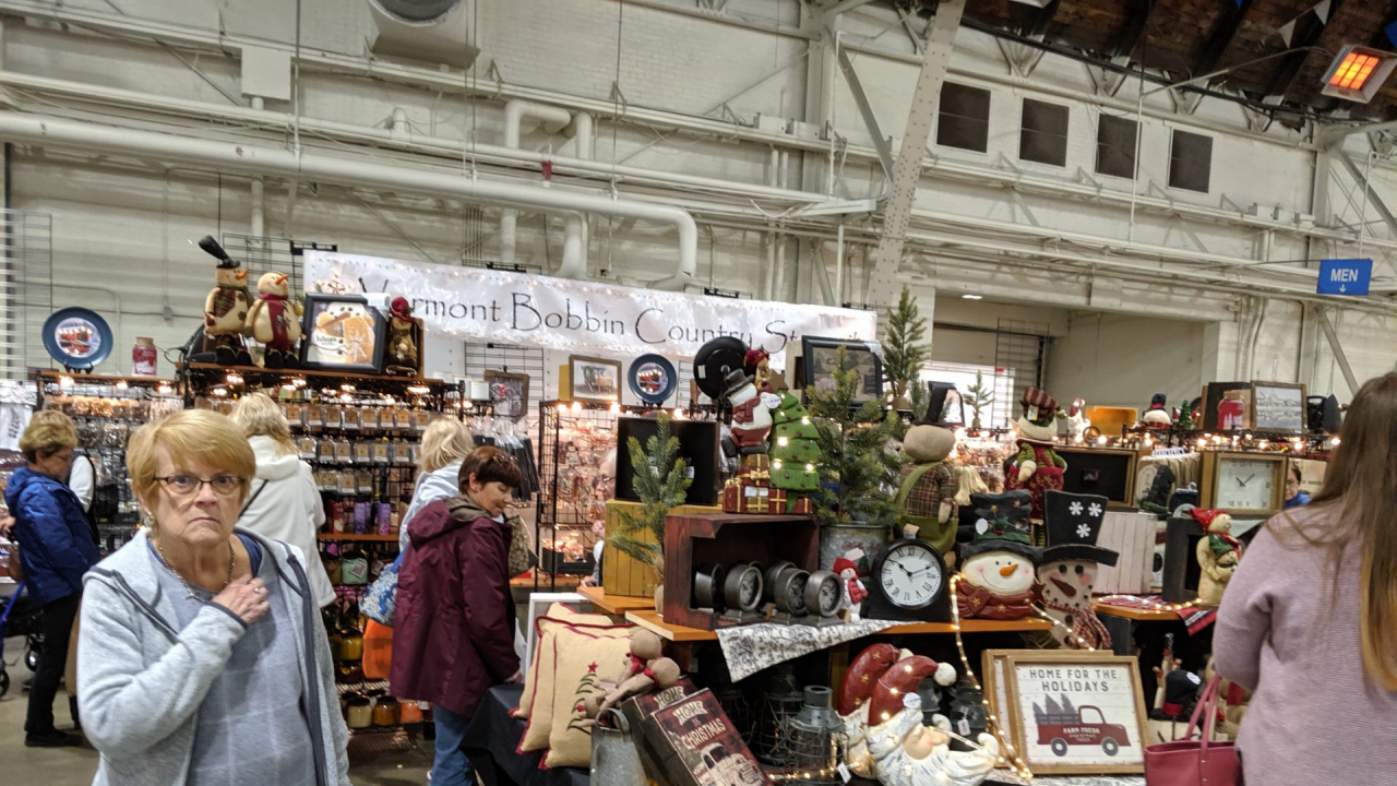 Photo of Country Folk Art craft Show
