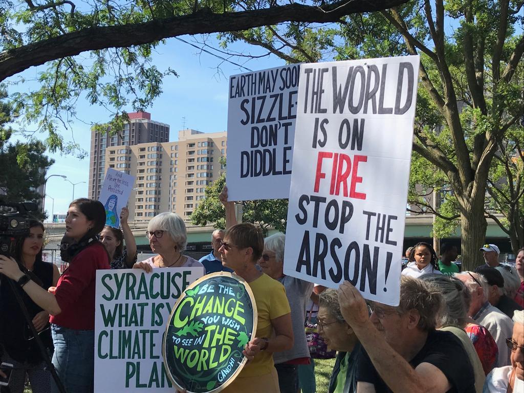 Syracuse Climate Strike