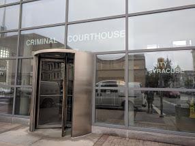 Onondaga County & City of Syracuse Criminal Courthouse