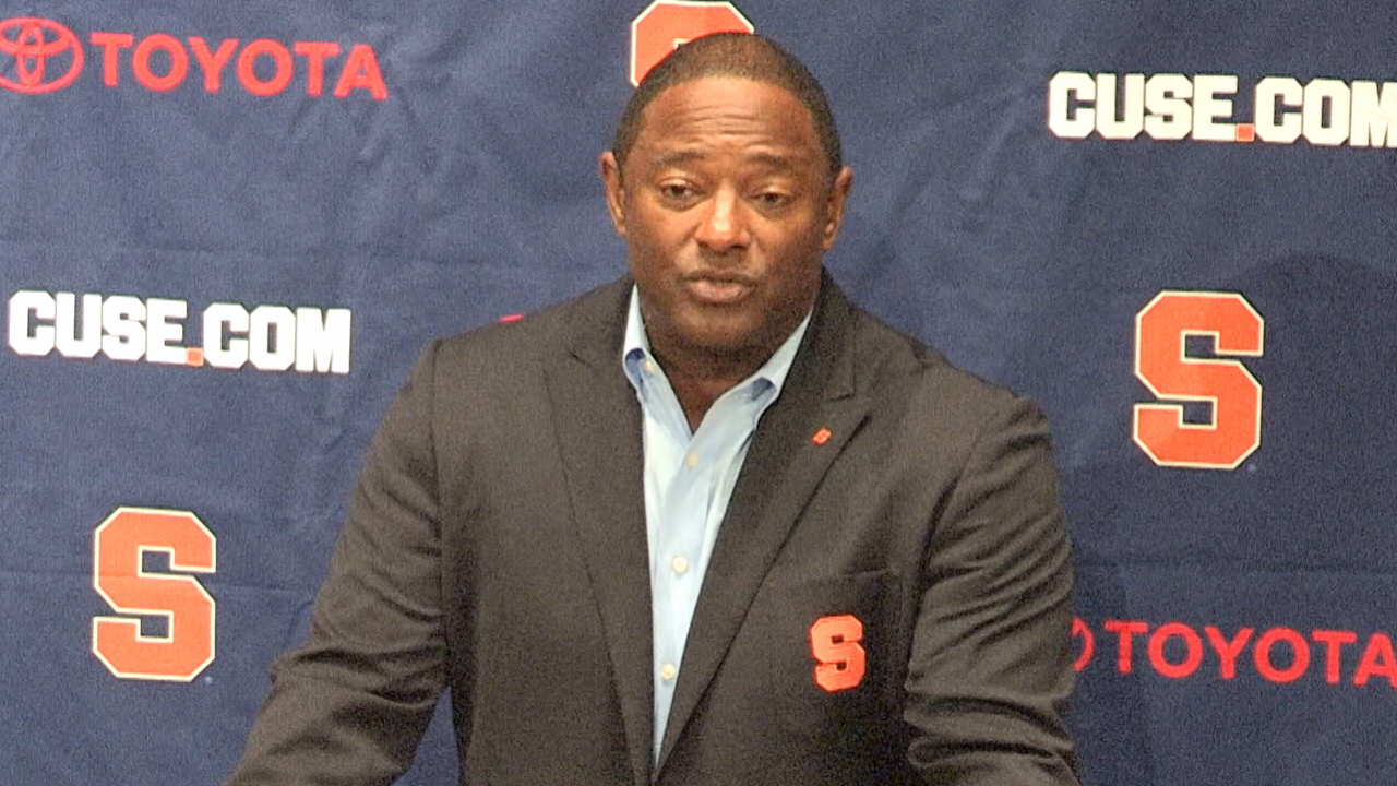 Coach Babers on what is next.