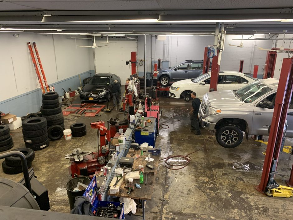 Snow tires are in high demand