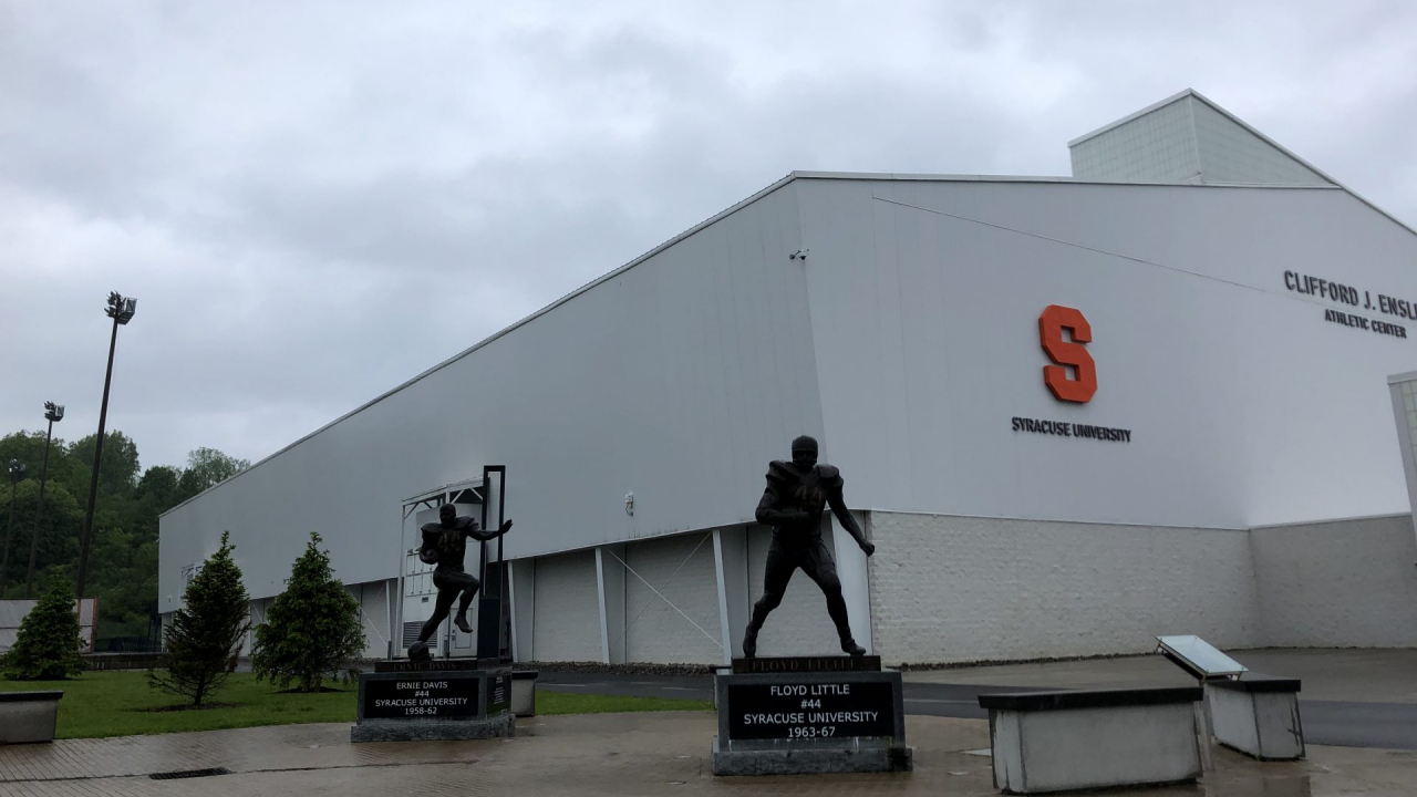 Ensley Athletic Center at SU