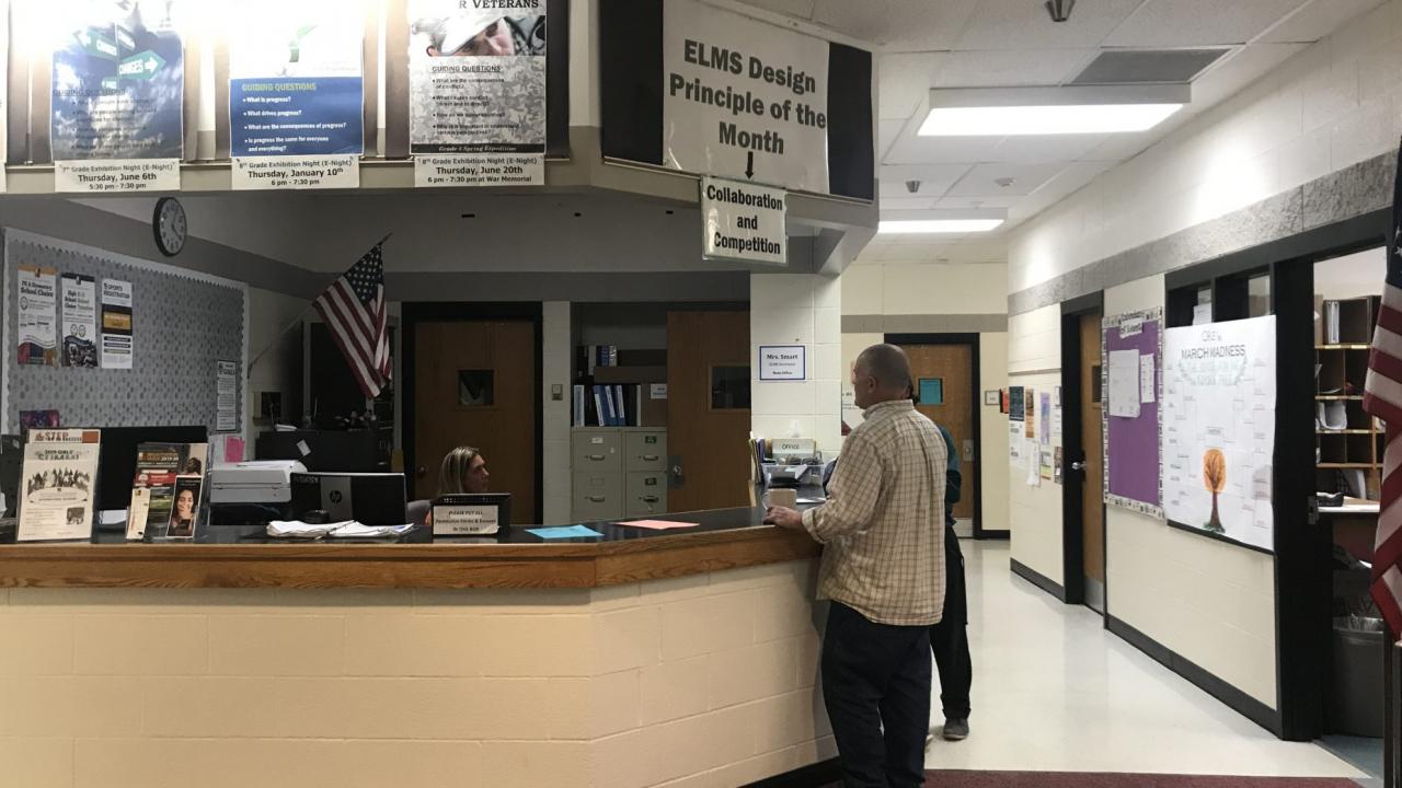 ELMS Front Desk