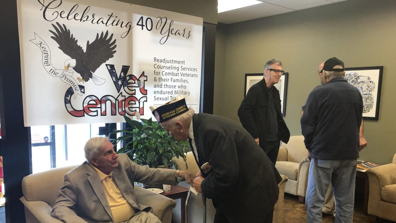 Syracuse Vet Center D-Day Celebration