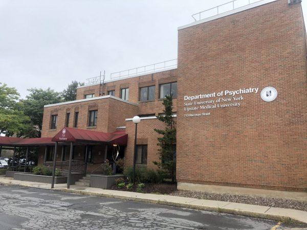 Outside the Psychiatry High Risk Program at Upstate Medical University