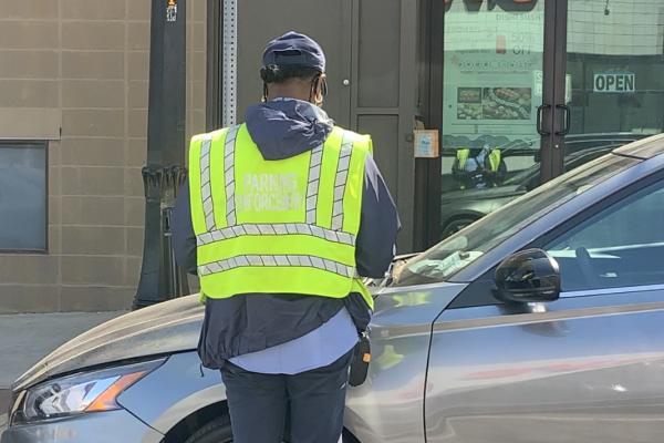 City Parking Enforcement