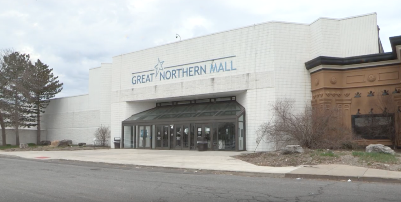 The Great Northern Mall in Clay, NY.