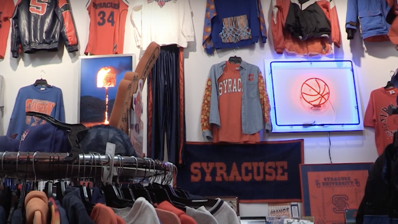 Scholar's and Champs' Syracuse Section