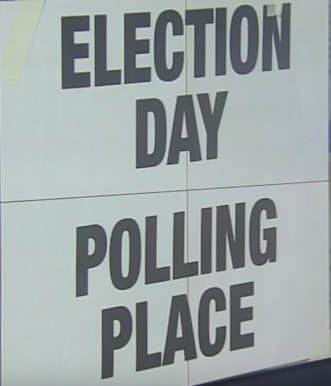 Election Day is tomorrow, November 5 2019