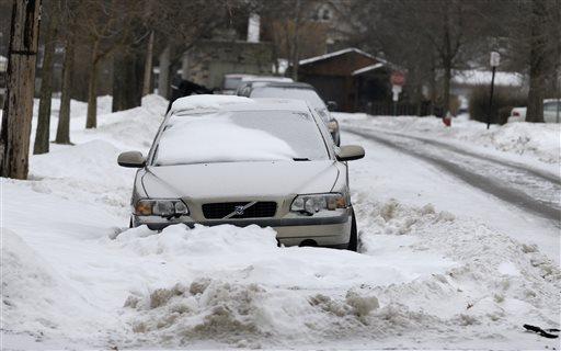 Onondaga Snow Plow