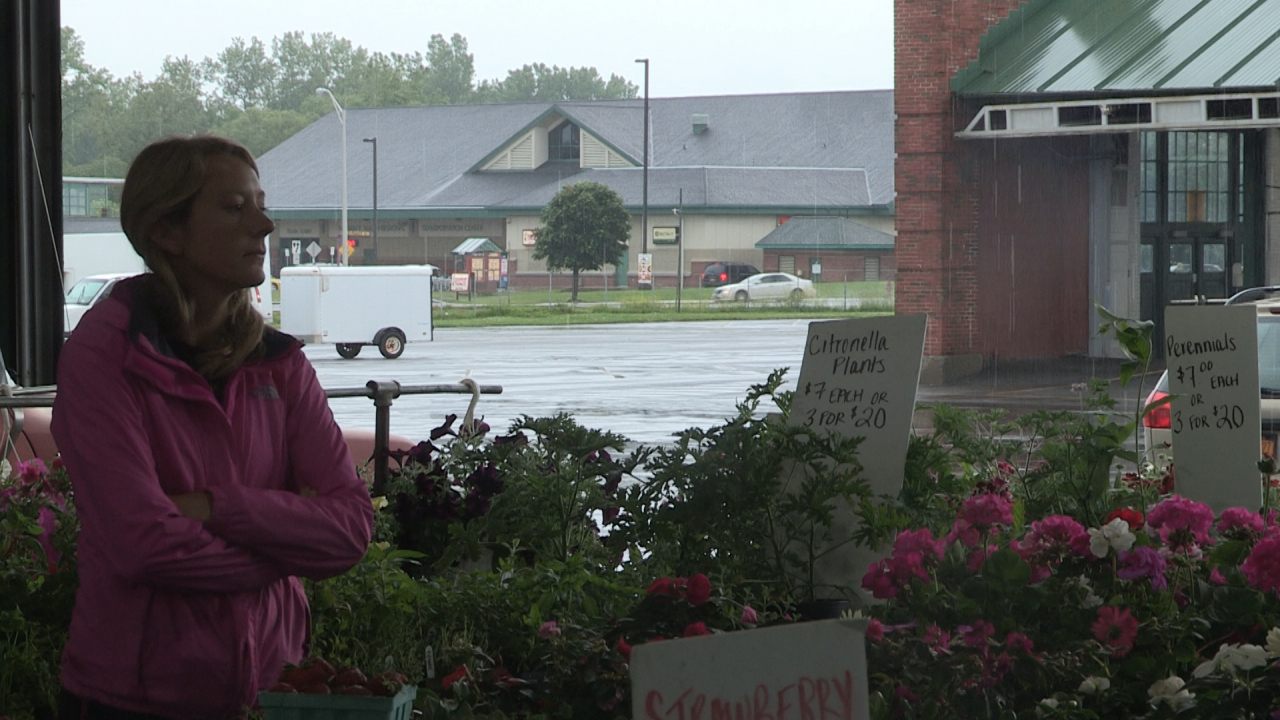 Central New York farmers are expected to take major losses after horrible growing season.