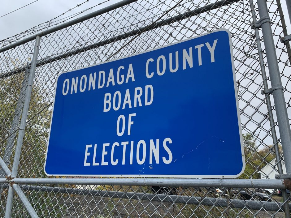 Onondaga Count Board of Elections