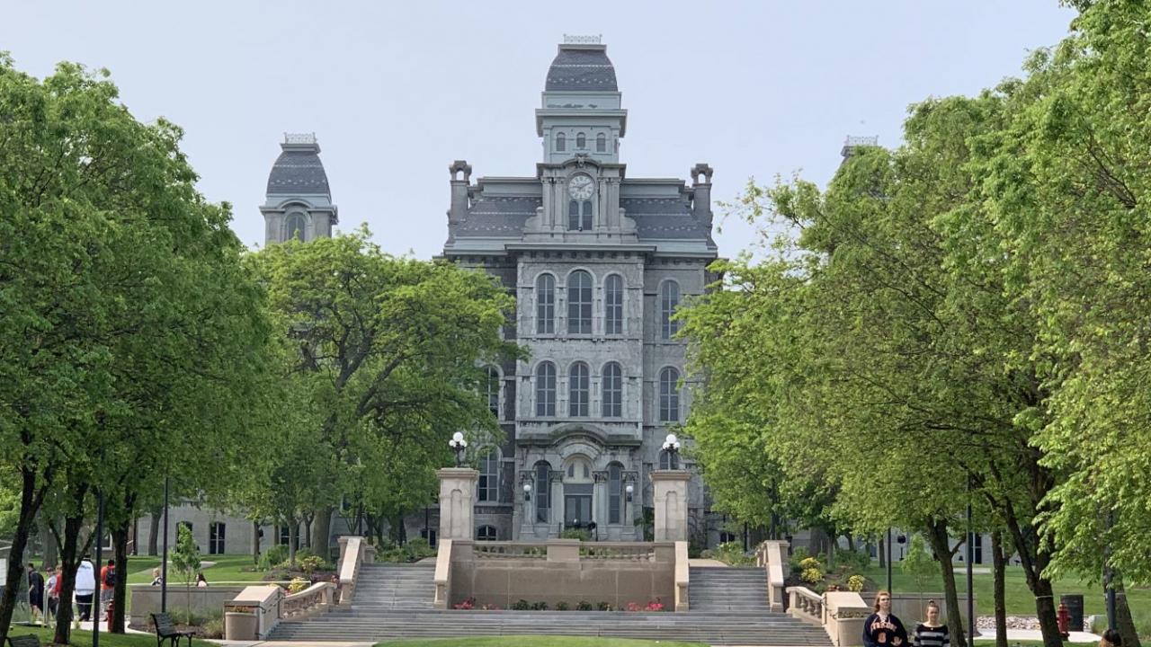 Syracuse University Hill