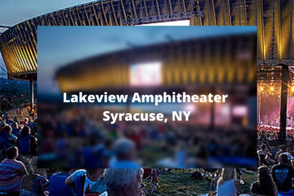 Picture of the Lakeview Amphitheater
