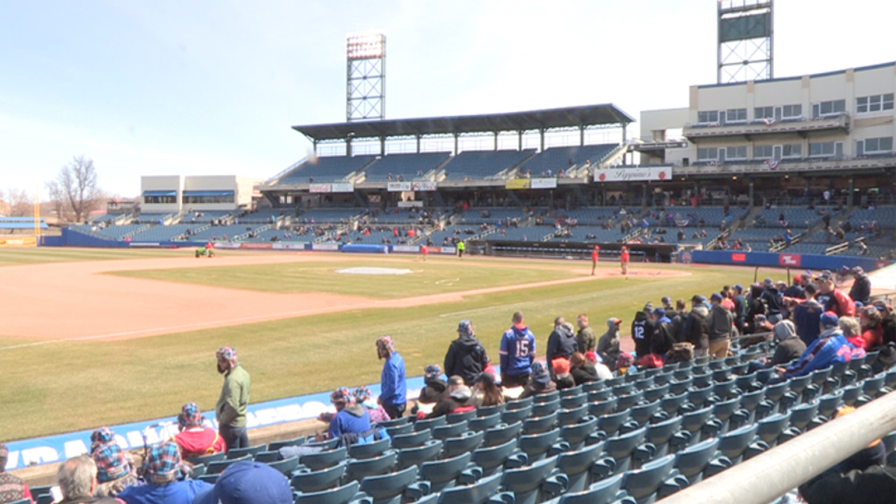The Syracuse Mets hosted Opening day at NBT Bank Stadium for the first time under their new name and ownership this Thursday.