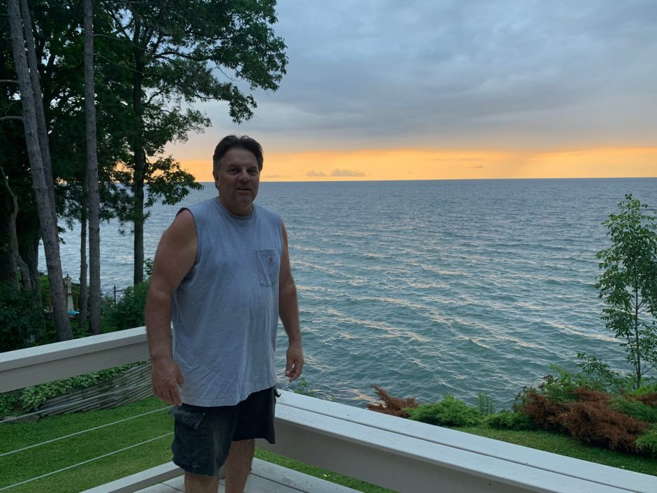 Chief Sustainability Officer at ESF & Longtime homeowner on the shoreline of Lake Ontario