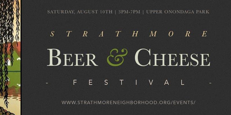 A flyer describing where and when the festival is.