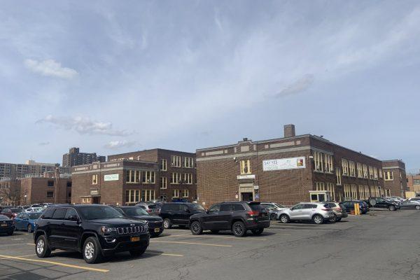 Syracuse City School district building