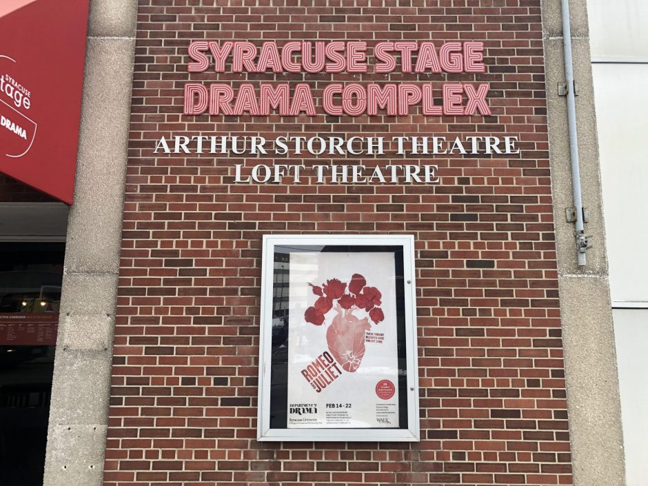 Romeo and Juliet at the Syracuse Stage