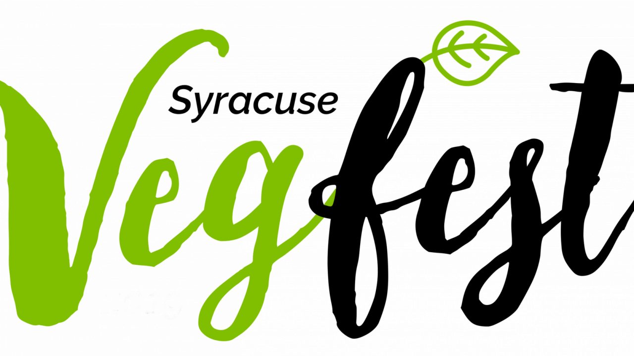 Logo of VegFest